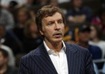 Stanley Kroenke owner of the NBA's Denver Nuggets as well as the NFL's St Louis Rams. courtesy of the Denver Post / Chris Bartholomew ..........